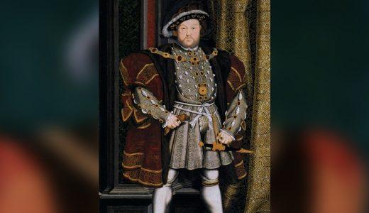 Henry VIII 520x300 - Evolution