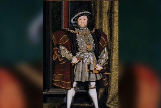 Henry VIII 520x350 - Evolution