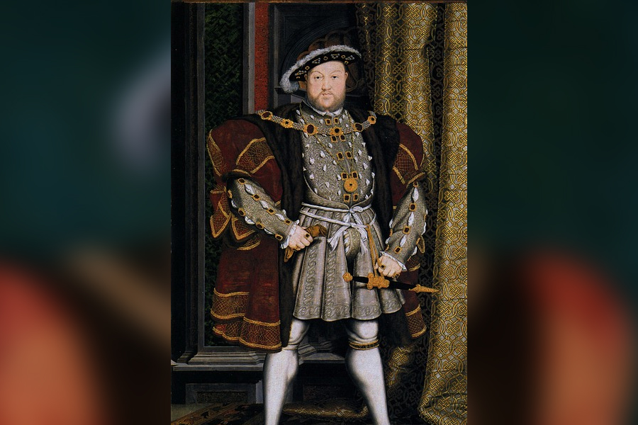 Henry VIII - Turning Point: Henry VIII and His Political Reformation