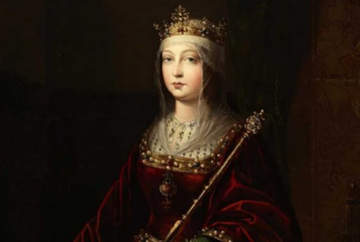 Isabella of Castile 520x350 - Led by God Himself? Queen Isabella of Castile's Many Political Reforms
